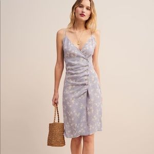 Rouje Monica Lavender Floral Dress!